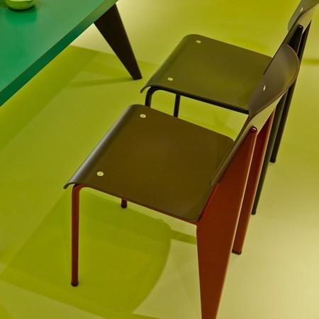 Stuhl Standard SP Jean Prouvé Vitra