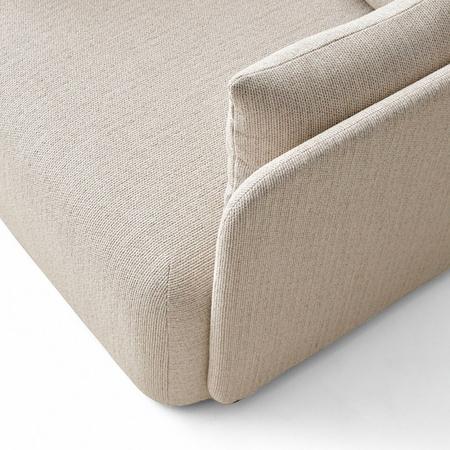 Einsitzer-Sofa Offset von Menu