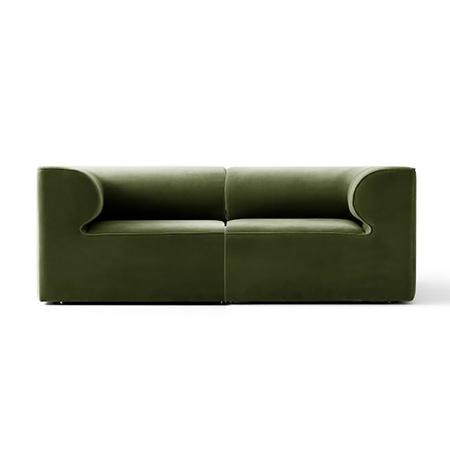 Modulares 2-Sitzer Sofa Eave