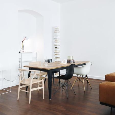 Tisch Bauholz Jan Cray