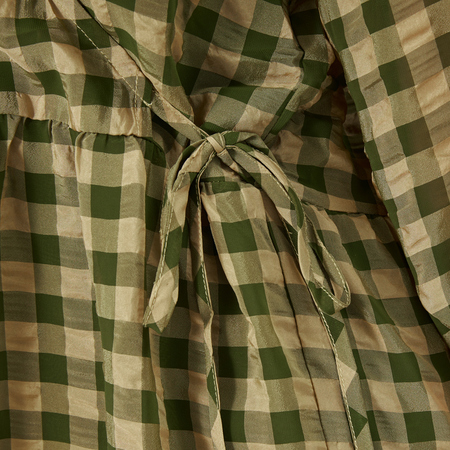 Kariertes Kleid von Coster Copenhagen