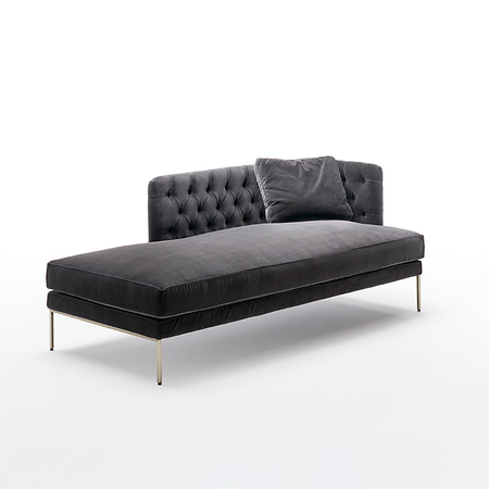 Elegantes Daybed 'Lipp Dormeuse'