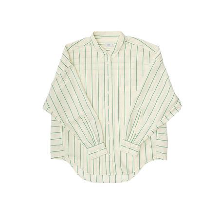 'Closed'-Hemdbluse mit feinen Streifen