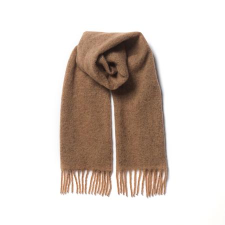 Weichwarmer Alpaka-Schal