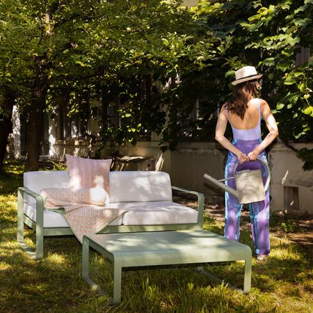 Glänzende Hose in Grape von Selected Femme