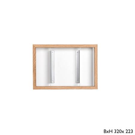 Bücherregal B Das kleine b Klein