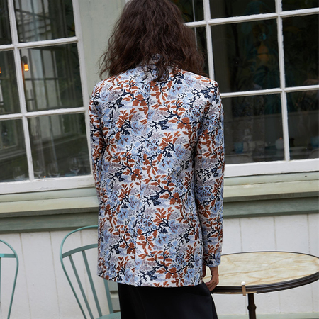 Jacquard Blazer von 'Coster Copenhagen'