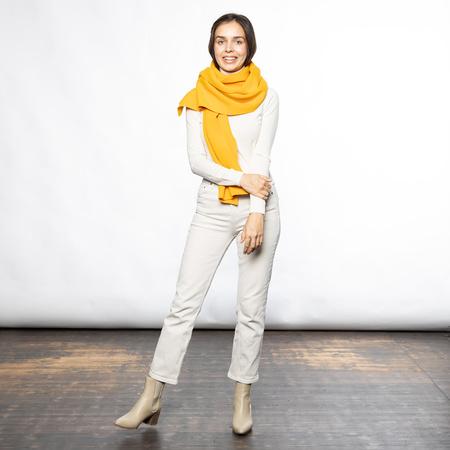 Merino Schal Colorful Standard