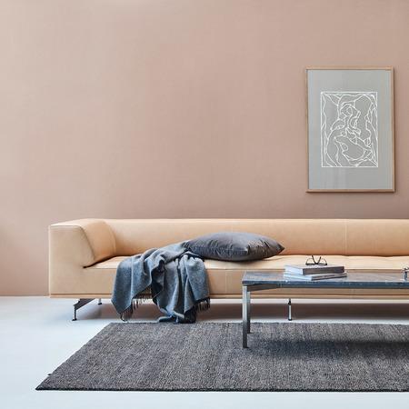 Grosses Sofa Delphi in Steelcut Trio 3
