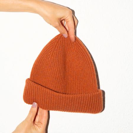 'Talvi' Mütze von Franziska Luethy