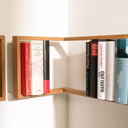 b cher eckregal 39 b 39. Black Bedroom Furniture Sets. Home Design Ideas