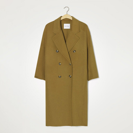 Mantel mit Blazer-Ausschnitt von 'American Vintage'