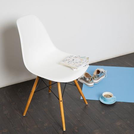 Eames Plastic Side Chair Vitra