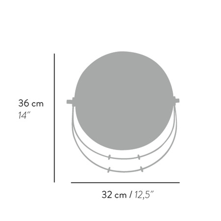 Leuchte Eclipse Objekto