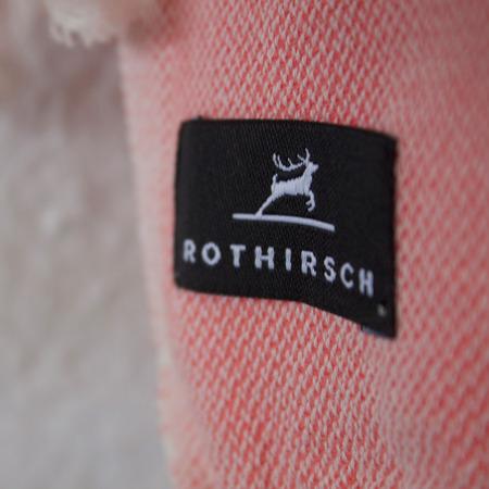 Tuch Picnic Rothirsch
