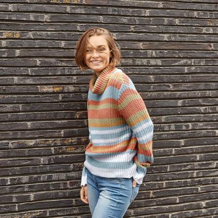 Farbiger Pullover von 'Tif-Tiffy'