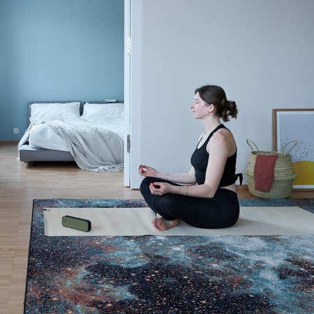 Lola Studio Yogamatte Naturkautschuk