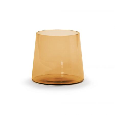 Classicon Vase 'Bowl'  Bernstein-Orange
