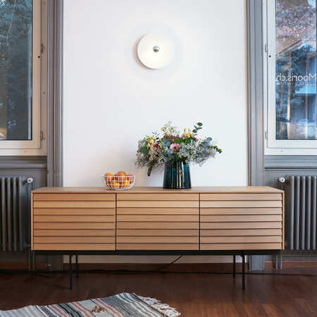 Punt Terence Woodgate Sideboard Sussex Eiche
