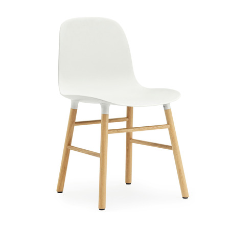 Form chair white oak1