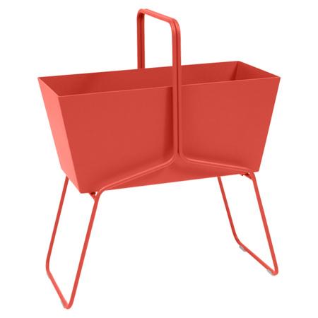 Fermob Blumenkasten 'Basket'  Capucine 45,  Hoch