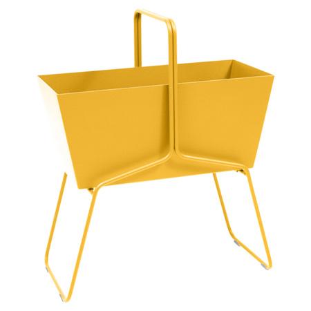 Fermob Blumenkasten 'Basket'  Honig 73,  Hoch
