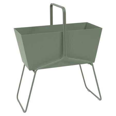 Fermob Blumenkasten 'Basket'  Kaktus 82,  Hoch
