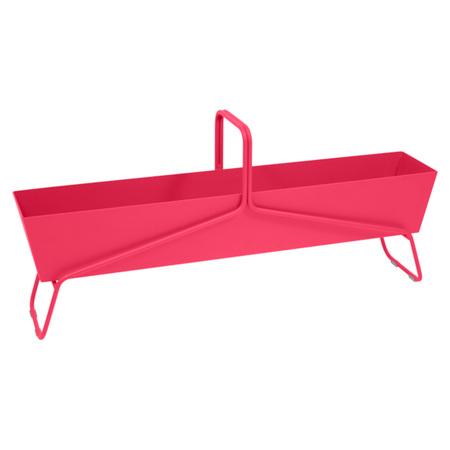 Fermob Blumenkasten 'Basket'  Rose Praline 93,  Lang