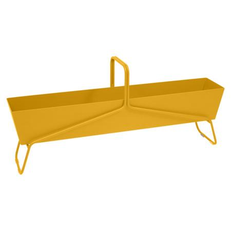 Fermob Blumenkasten 'Basket'  Honig 73,  Lang