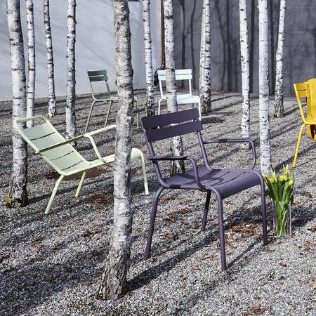 Fermob,Gartenstuhl,Luxembourg,4er Set