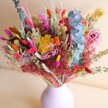 La Fleur Douce Trockenblumenstrauss 'Fleur Douce'  One-size