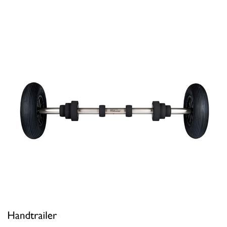 Handtrailer zu 'Dutchtub Outdoorbad'