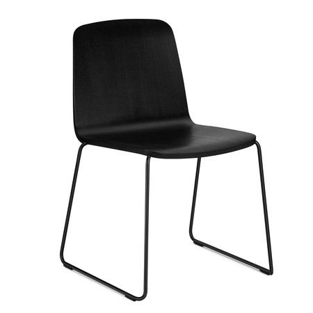 Just chair black 1