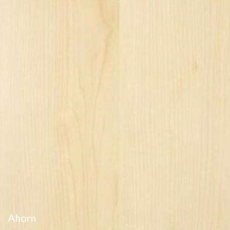 Stilelemente rustikale Bank 'Klassik'  160 x 35 cm,  Ahorn