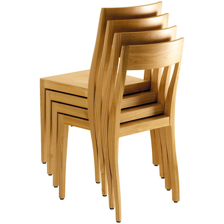 Flankenschnitt-Stuhl F/01 2
