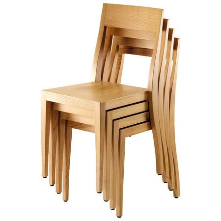 Flankenschnitt-Stuhl F/01 3