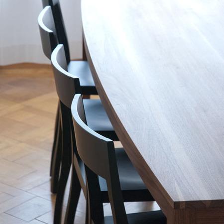 Flankenschnitt-Stuhl F/01 9