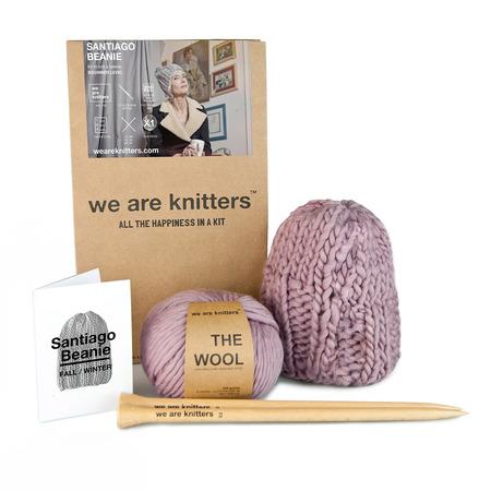 beanie 39 santiago 39 von 39 we are knitters 39. Black Bedroom Furniture Sets. Home Design Ideas