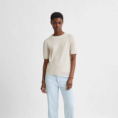 Selected Femme Strick T-Shirt von 'Selected Femme'