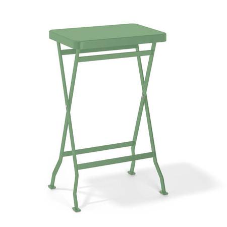 Richard Lampert  'Flip' in vielen Farben blassgrün, ohne Ablageblech