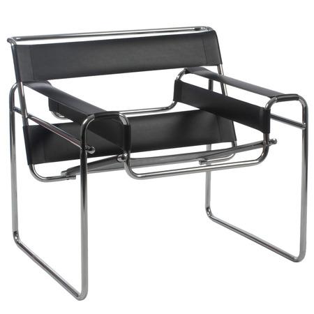 Wassily sessel elegant marcel breuer wassily armchair mb for Barcelona sessel nachbau
