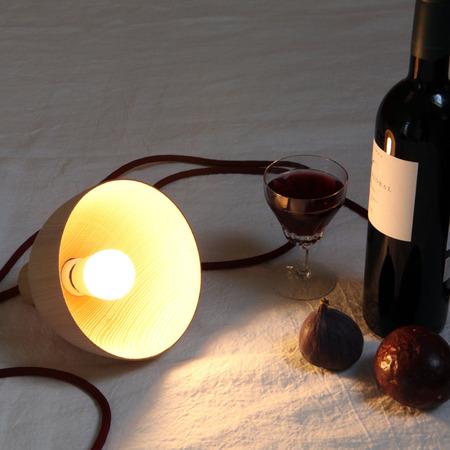 Drehbach Lampe mit Schalter von 'Arno Wolf' 2