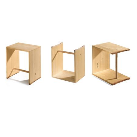 39 der ulmer hocker 39 von max bill. Black Bedroom Furniture Sets. Home Design Ideas
