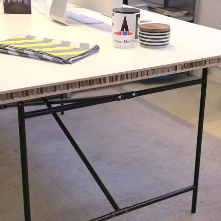 tischgestell 39 eiermann 2 39. Black Bedroom Furniture Sets. Home Design Ideas