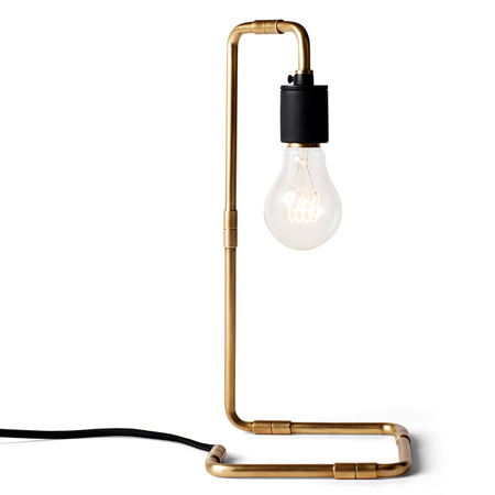Menu reade table lamp brass 1