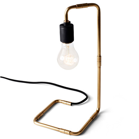 Menu reade table lamp brass 2