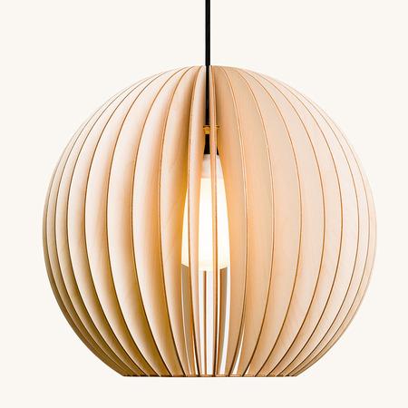 Iumi design lampe aion40 kabel schwarz