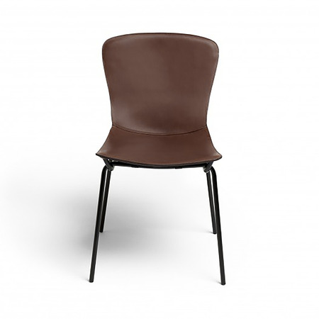David Design Hammock Stuhl Leder 01