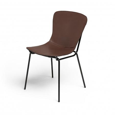 David Design Hammock Stuhl Leder 04