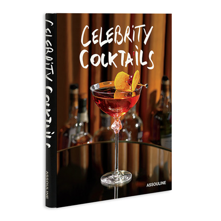 Celebrity cocktail cover rendering